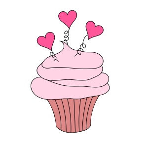 heart-cupcake-color